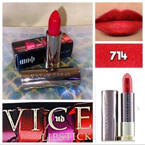 NIB - URBAN DECAY VICE Mega Matte Lipstick - 714